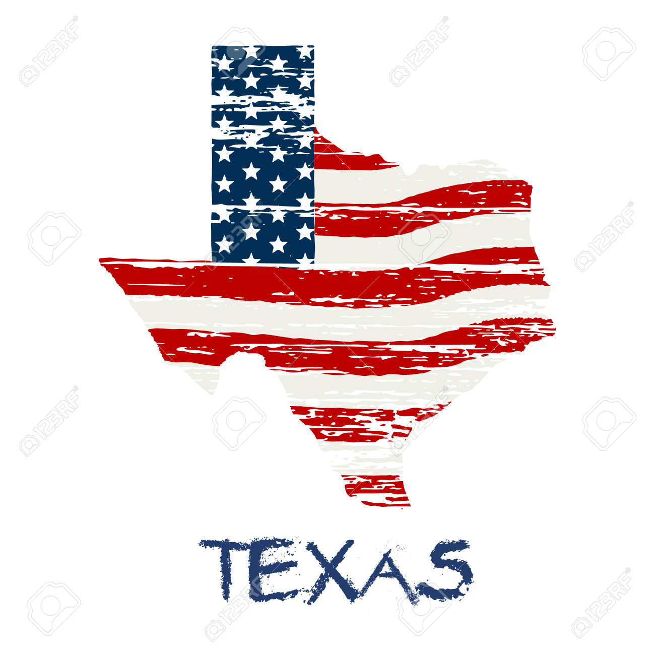 Us map flag clipart svg stock Texas map flag clipart - ClipartFox svg stock
