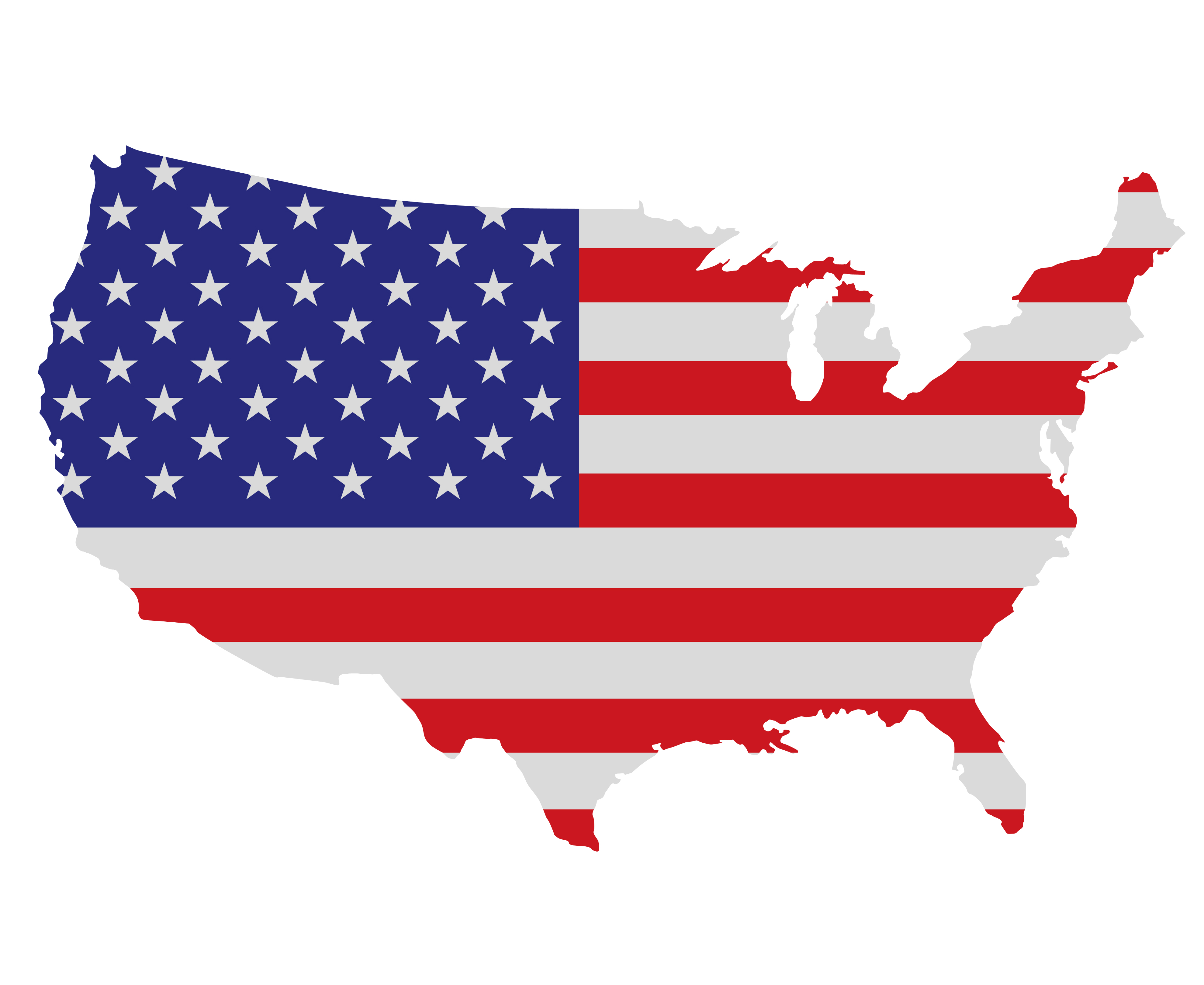 Us map flag clipart picture library download Us map flag clipart - ClipartFest picture library download