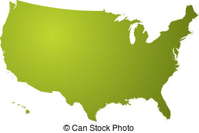 Us map pointing to california clipart svg black and white stock Us map Clipart and Stock Illustrations. 11,674 Us map vector EPS ... svg black and white stock