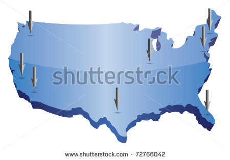 Us map pointing to california clipart free Us map pointing to california clipart - ClipartFox free