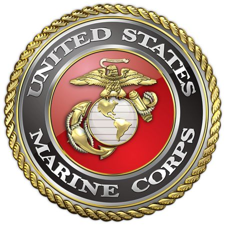 Us marines clipart free svg royalty free library Marine Corps Emblem Clip Art & Marine Corps Emblem Clip Art Clip ... svg royalty free library