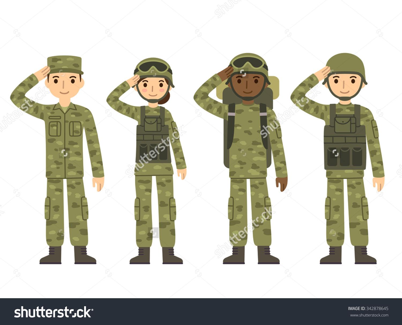 Us military clip art jpg freeuse Us Military Soldiers Clip Art – Clipart Free Download jpg freeuse