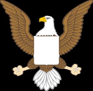 Us passport eagle clipart jpg library stock American Eagle Clip Art at Clker.com - vector clip art ... jpg library stock