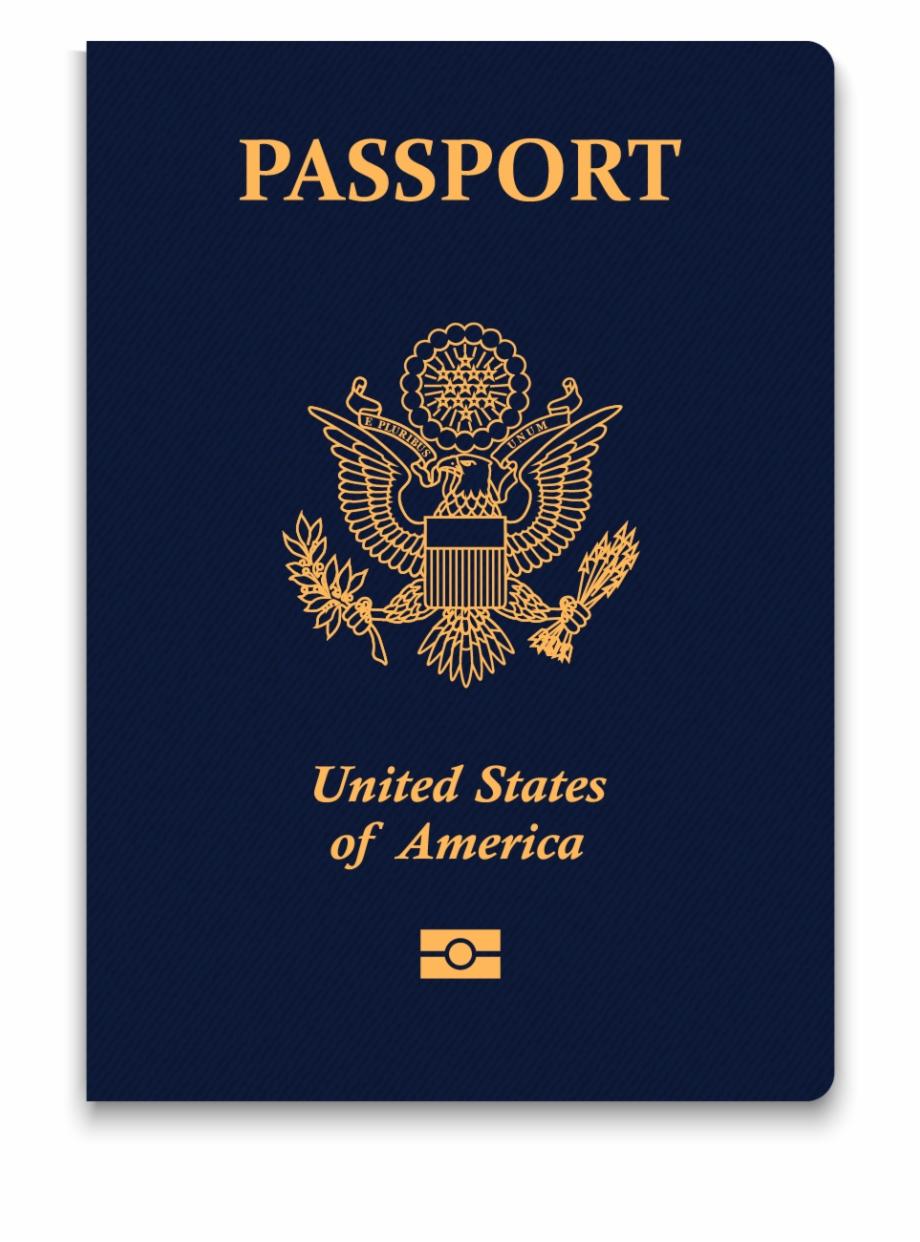 Us passport logo clipart clipart royalty free download Passport Office - Us Passport Texture Free PNG Images ... clipart royalty free download