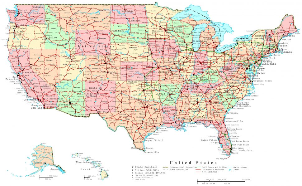 Us road map clipart free clip Printable : Jpg Freeuse Map United States Interstates Road ... clip