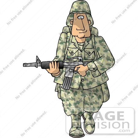 Us soldier clipart clip art transparent stock Us soldier clipart 2 » Clipart Portal clip art transparent stock