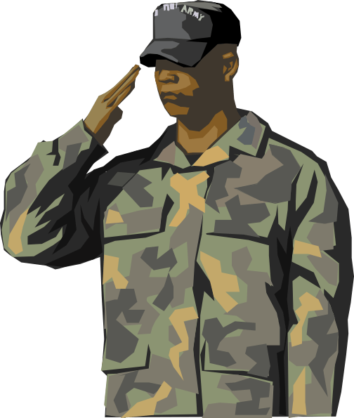 Us soldier clipart graphic freeuse download U.s. Soldier Clipart - Clip Art Library graphic freeuse download