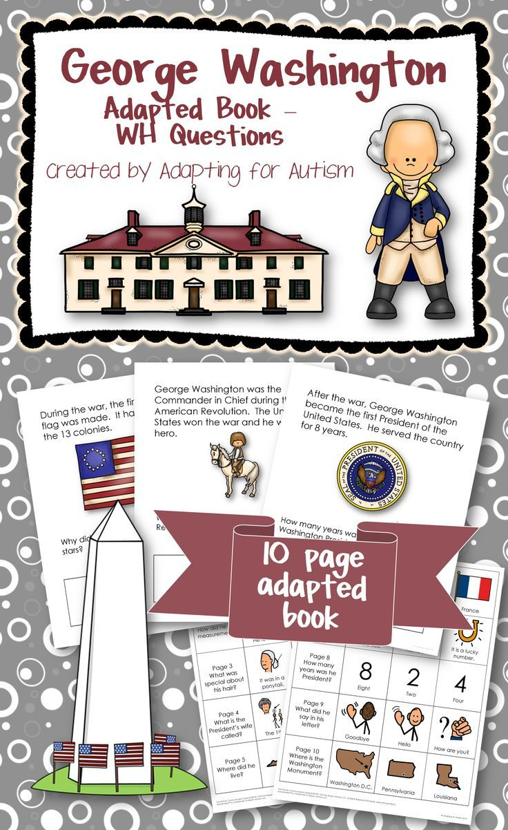 Us states clipart filled with books clip 1000+ images about Adapted Books for Special Education on ... clip