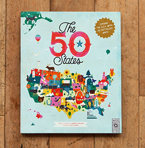 Us states clipart filled with books clipart library library The 50 States: Explore the U.S.A. with 50 fact-filled maps ... clipart library library