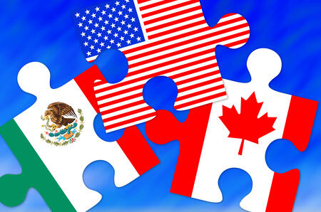 Usa and mexico border clipart picture freeuse stock Intermodal Cross-Border Shipping into Mexico and Canada picture freeuse stock
