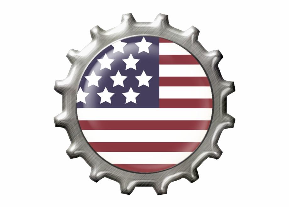 Usa flag decoration clipart jpg royalty free stock Usa Flag Decoration Png Clipart - Emblem, Transparent Png ... jpg royalty free stock
