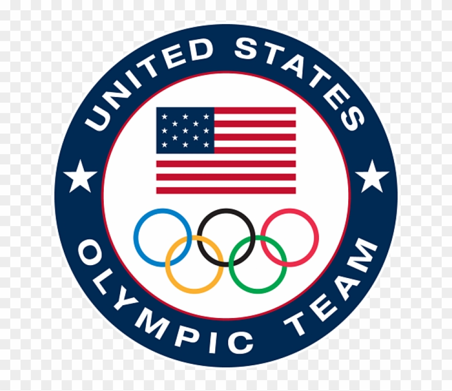 Usa swimming clipart clip art library stock Swimming Clipart Olympics - United States Olympic Team Logo ... clip art library stock