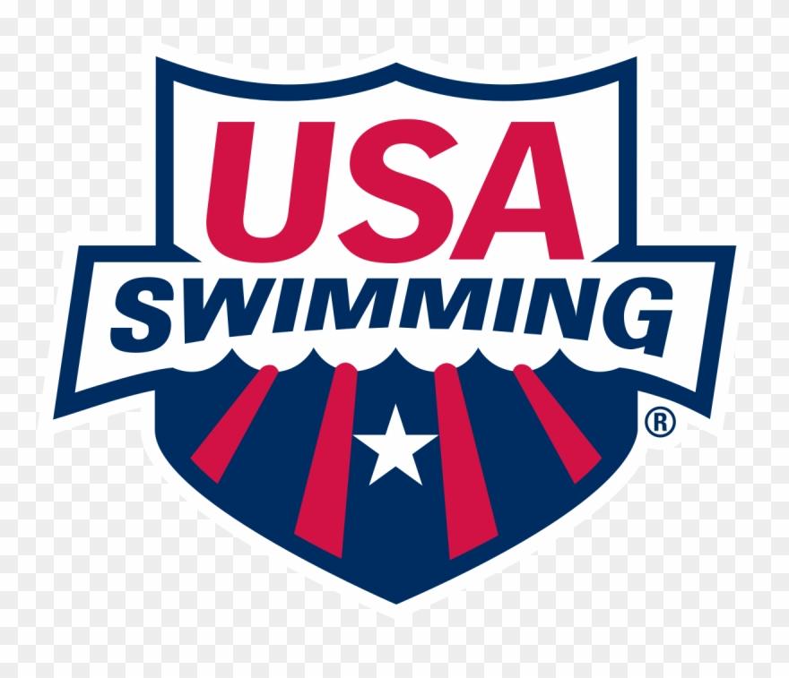 Usa swimming clipart svg transparent stock Sponsors & Partners - Usa Swimming Logo Clipart (#198962 ... svg transparent stock