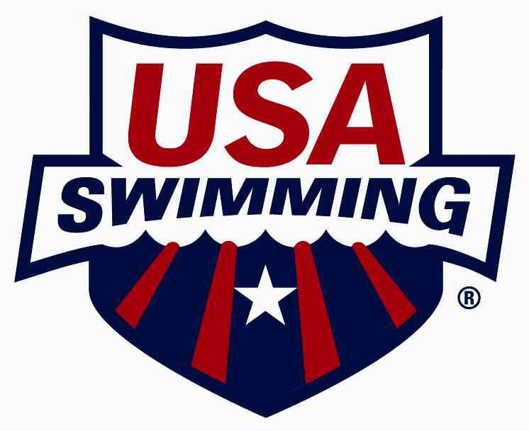 Usa swimming clipart picture black and white library Usa Swimming Logo Vector - ClipArt Best picture black and white library