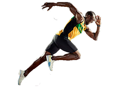 Usain bolt clipart graphic free Download usain bolt speed km h clipart Cheetah Speed Miles ... graphic free