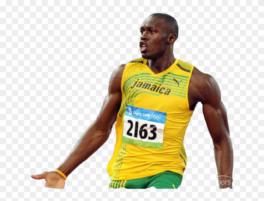 Usain bolt clipart free download Usain Bolt Png Clipart Transparent Png (#3127795) - PinClipart free download
