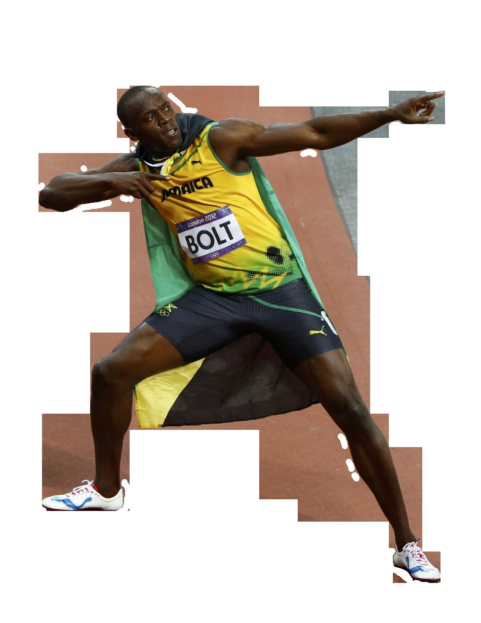 Usain bolt clipart svg free library Usain Bolt PNG Images Transparent Free Download | PNGMart.com svg free library