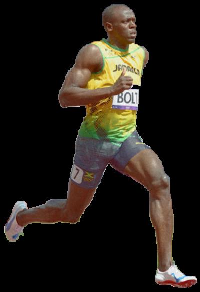 Usain bolt clipart clip free download Bolt PNG - DLPNG.com clip free download