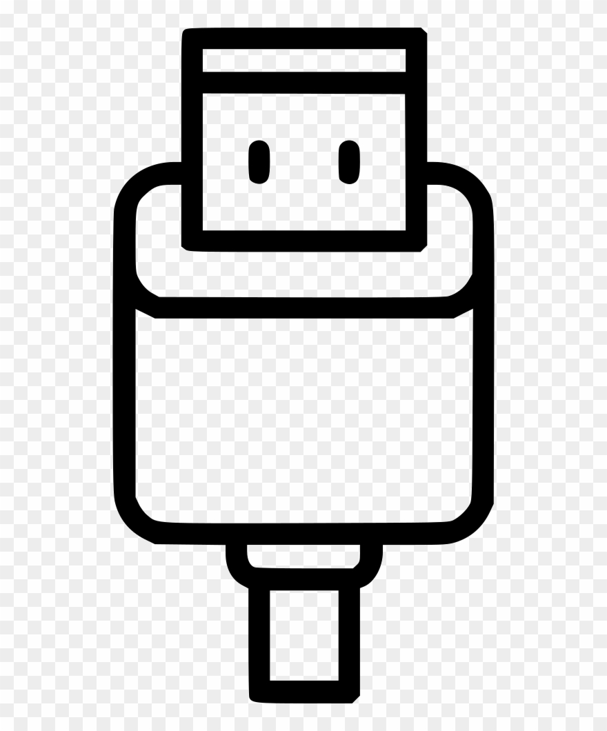 Usb cable clipart graphic freeuse download Usb Cable Charge Connector Comments Clipart (#3093549 ... graphic freeuse download