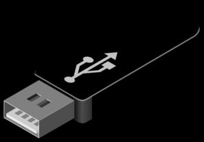 Usb clipart vector free download Usb Clip Art at Clker.com - vector clip art online, royalty ... vector free download