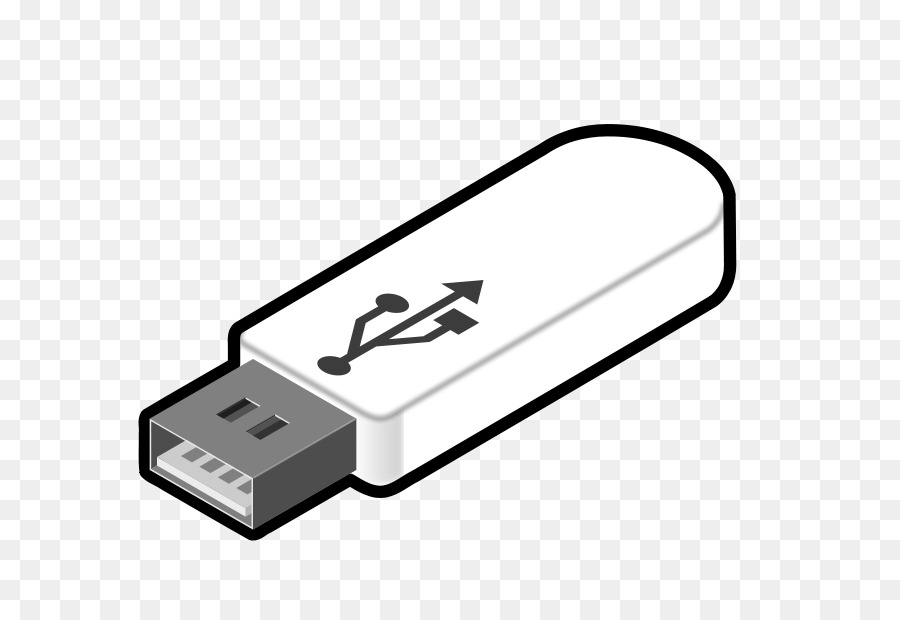 Usb clipart clip royalty free library Usb Flash Drive Electronics Accessory png download - 800*612 ... clip royalty free library