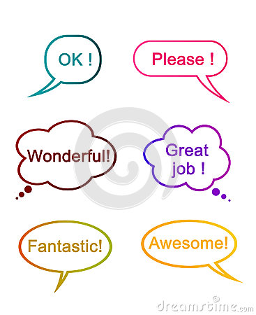 Use kind words clipart vector transparent Nice words clipart - ClipartFest vector transparent
