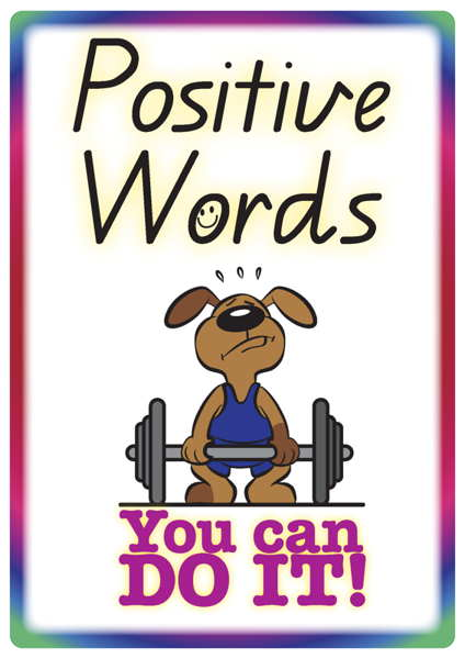 Use kind words clipart clip art freeuse stock 54 Positive Words And Phrases clip art freeuse stock