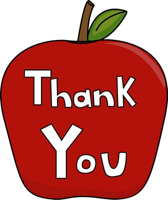 Use kind words clipart clipart transparent stock images of thank you clip art | Thank You Apple - big red apple ... clipart transparent stock