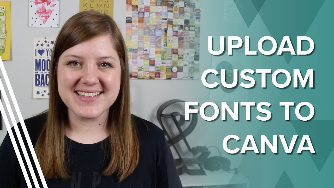 Use own clipart in canva clipart library library How to Upload Your Own Fonts to Canva For Work clipart library library