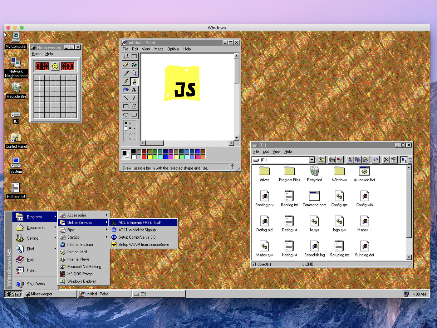 Use windows 95 clipart with windows 10 clip free download Windows 95 is now an app you can download and install on ... clip free download