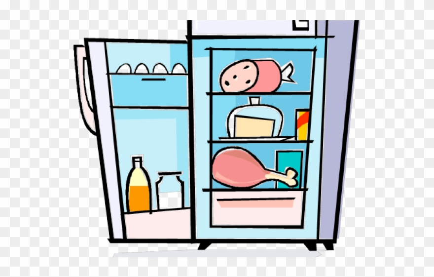 User taking picture of refrigerator clipart png png stock Refrigerator Clipart Cute - Open Refrigerator Icon Png ... png stock