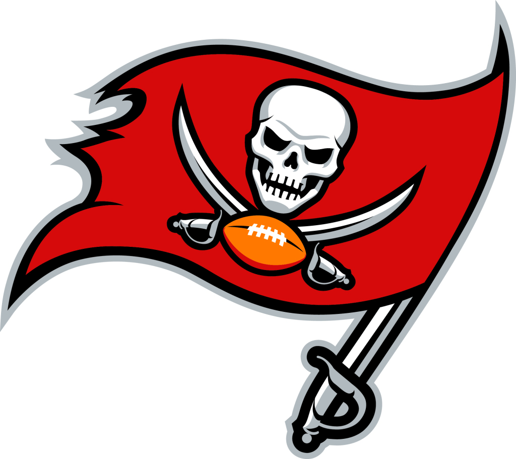 Usf logo clipart black and white png royalty free download Tampa bay bucs logo clipart black and white - ClipartFest png royalty free download