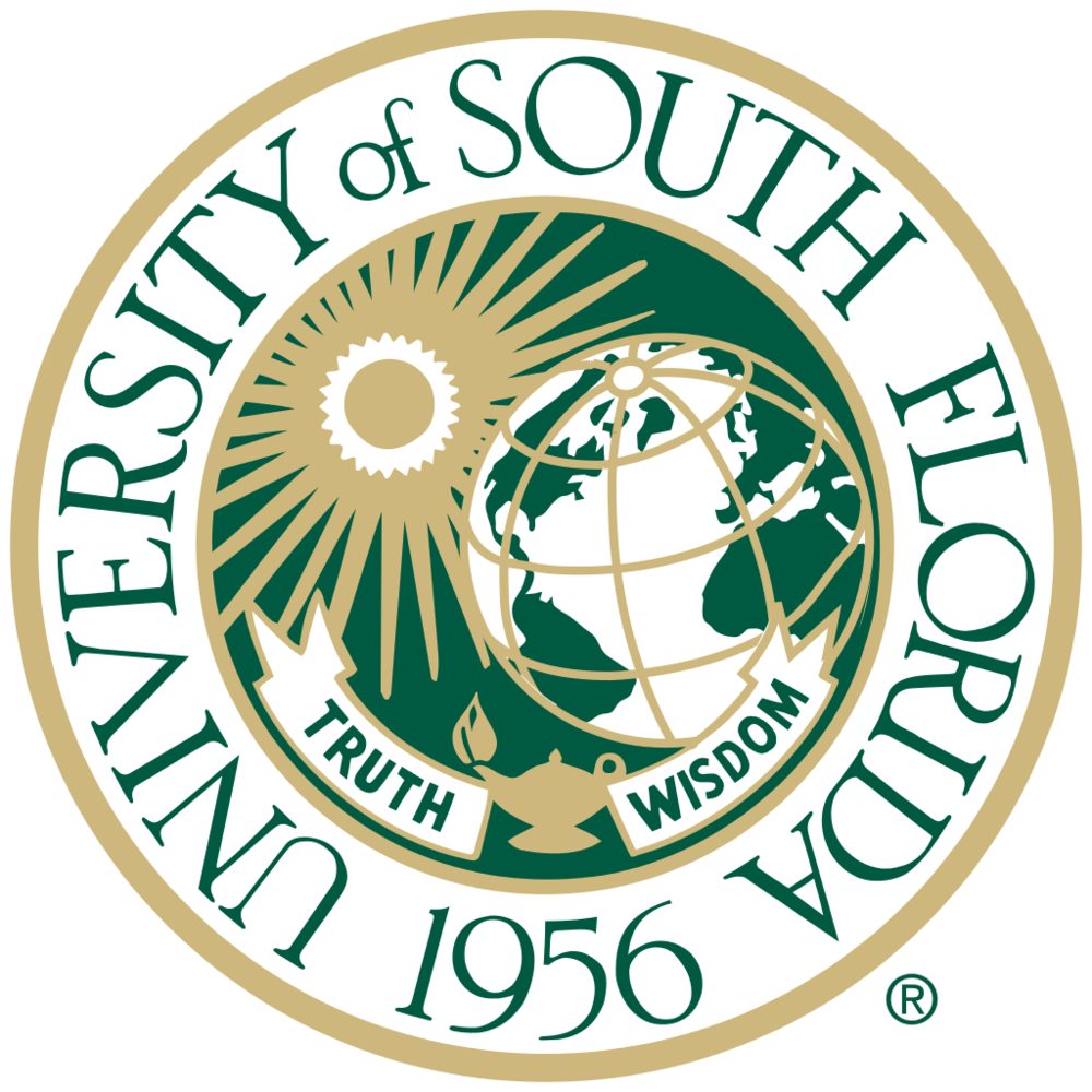 Usf logo clipart black and white svg royalty free download College Info — U See It svg royalty free download