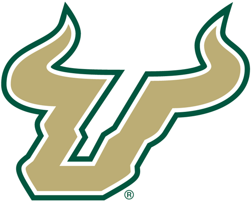 Usf logo clipart black and white png free Usf bulls clipart - ClipartFest png free