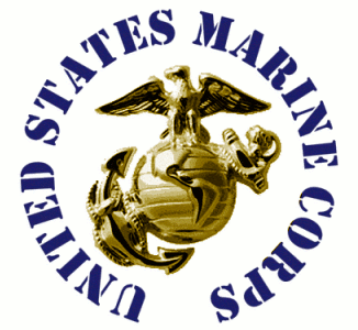 Usmc animated clipart clipart black and white library Free Marines Clipart. Free Clipart Images, Graphics ... clipart black and white library