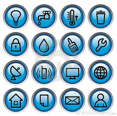 Utilities clipart vector black and white Gallery For Public Utilities Icon - Free Clipart vector black and white