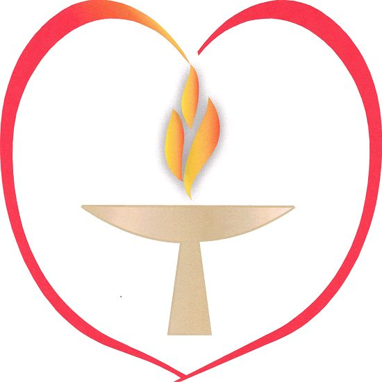 Uu flaming chalice clip art clipart library stock Variation of the UU Chalice symbol; shaped like a heart. Designed ... clipart library stock