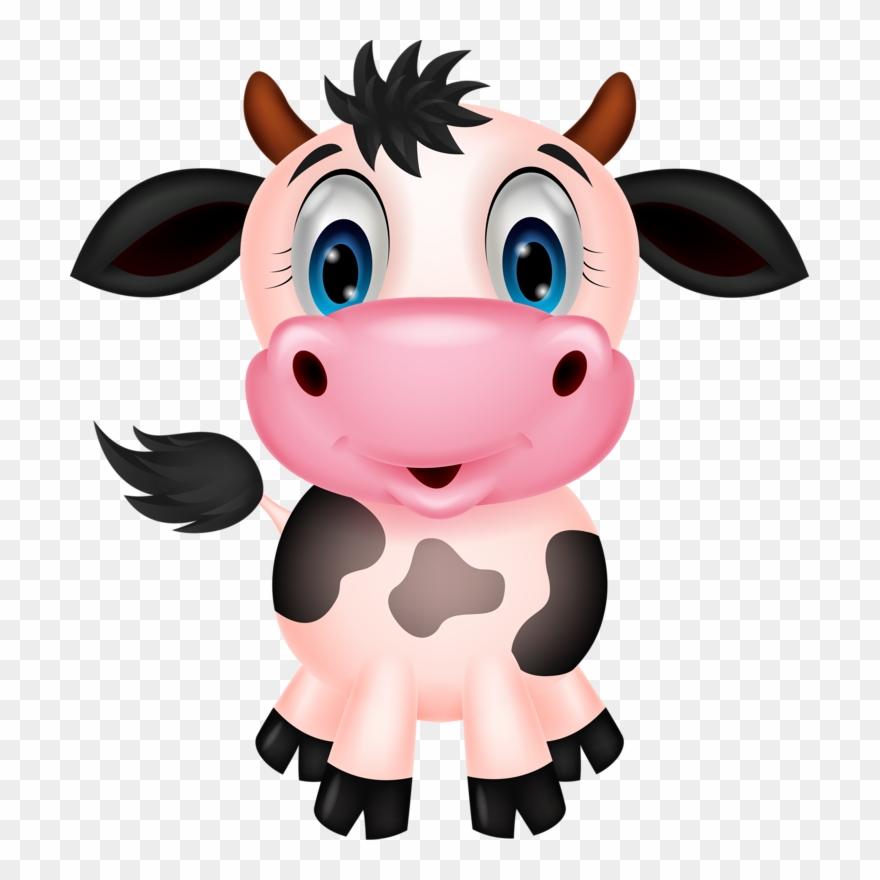 Vaca dibujo clipart vector royalty free stock Vache - Dibujo De Vaca Tierna Clipart (#397751) - PinClipart vector royalty free stock