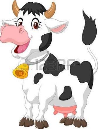Vaca dibujo clipart jpg free stock Resultado de imagen para DIBUJOS DE VACA   sandy   Cartoon ... jpg free stock
