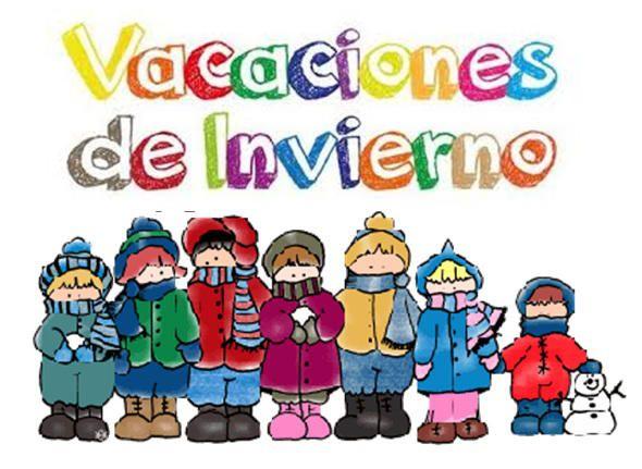 Vacaciones de invierno clipart picture free download 45 imágenes con frases de felices vacaciones de invierno ... picture free download