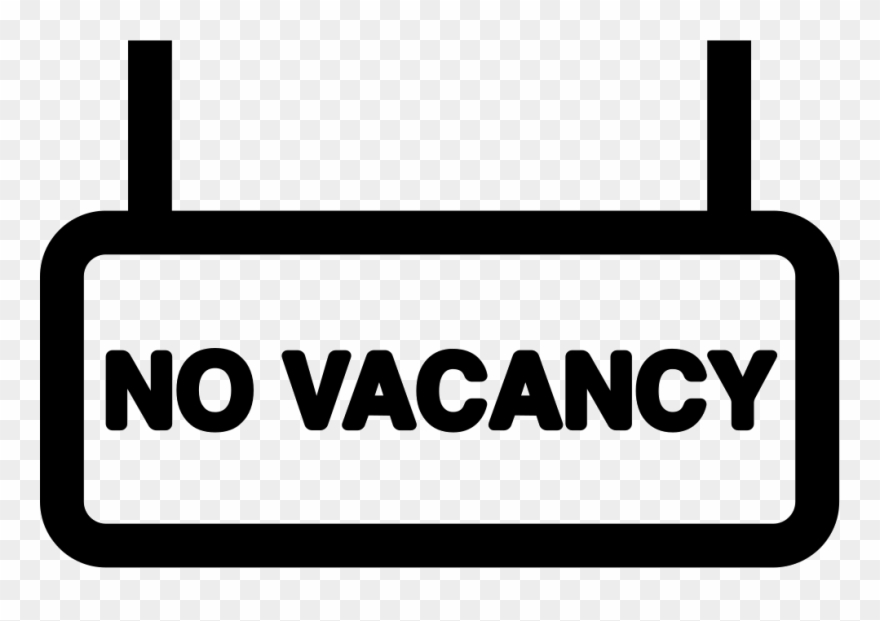 Vacancy sign clipart clipart library No Vacancy Signal Comments - No Vacancy Sign Png Clipart ... clipart library