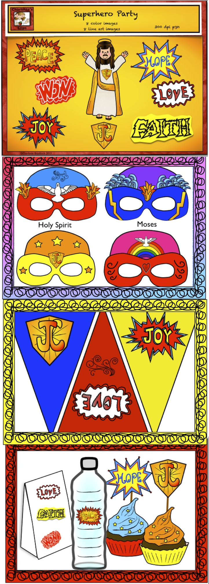 Vacation bible school clipart bible heroes vector freeuse 17 Best ideas about Vacation Bible School on Pinterest | Kids ... vector freeuse