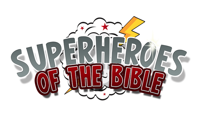 Vacation bible school clipart bible heroes image freeuse stock Superheroes of the Bible Vacation Bible School - 105.9 ShineFM image freeuse stock