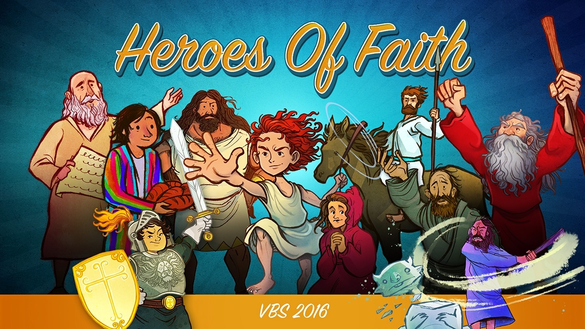 Vacation bible school clipart bible heroes picture library download Vacation bible school clipart bible heroes - ClipartFest picture library download