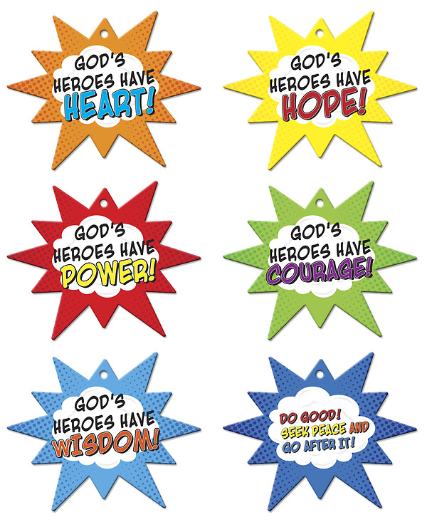 Vacation bible school clipart bible heroes png freeuse Hero HeadQuarters Lessons Overview...probably my most favorite VBS ... png freeuse