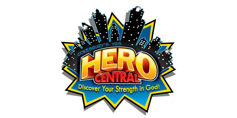 Vacation bible school clipart bible heroes graphic royalty free Hero Central VBS 2017 - Cokesbury VBS graphic royalty free