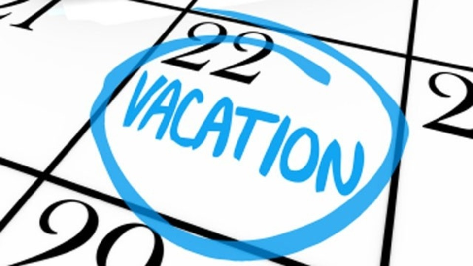 Vacation days clipart download The 10 Types of PTO download
