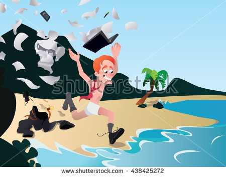 Vacation from work clipart graphic transparent download Running Beach Stock Photos, Royalty-Free Images & Vectors ... graphic transparent download