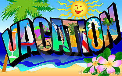 Vacation from work clipart svg free stock Vacation from work clipart - ClipartFest svg free stock