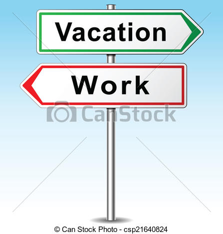Vacation from work clipart jpg black and white Vacation from work clipart - ClipartFox jpg black and white